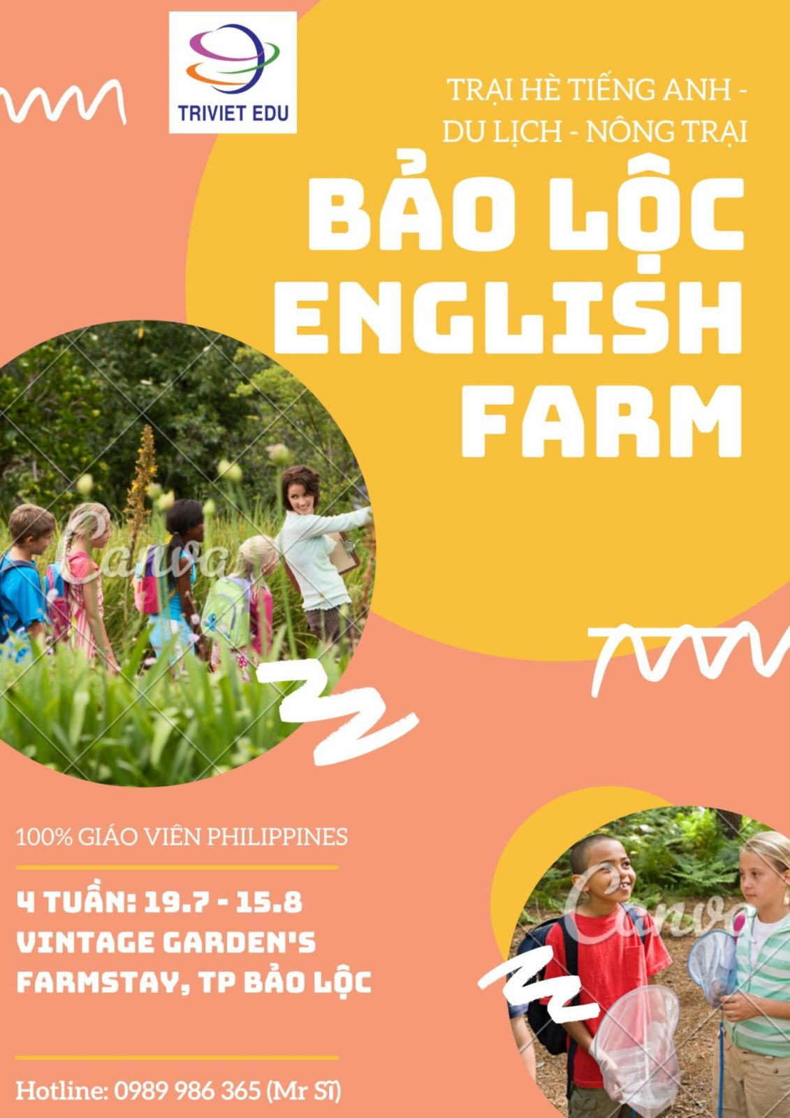 Bao loc English Farm