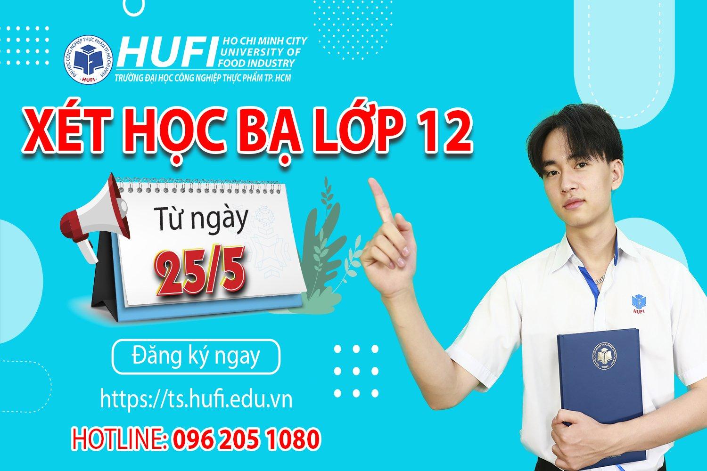 HUFI học bạ